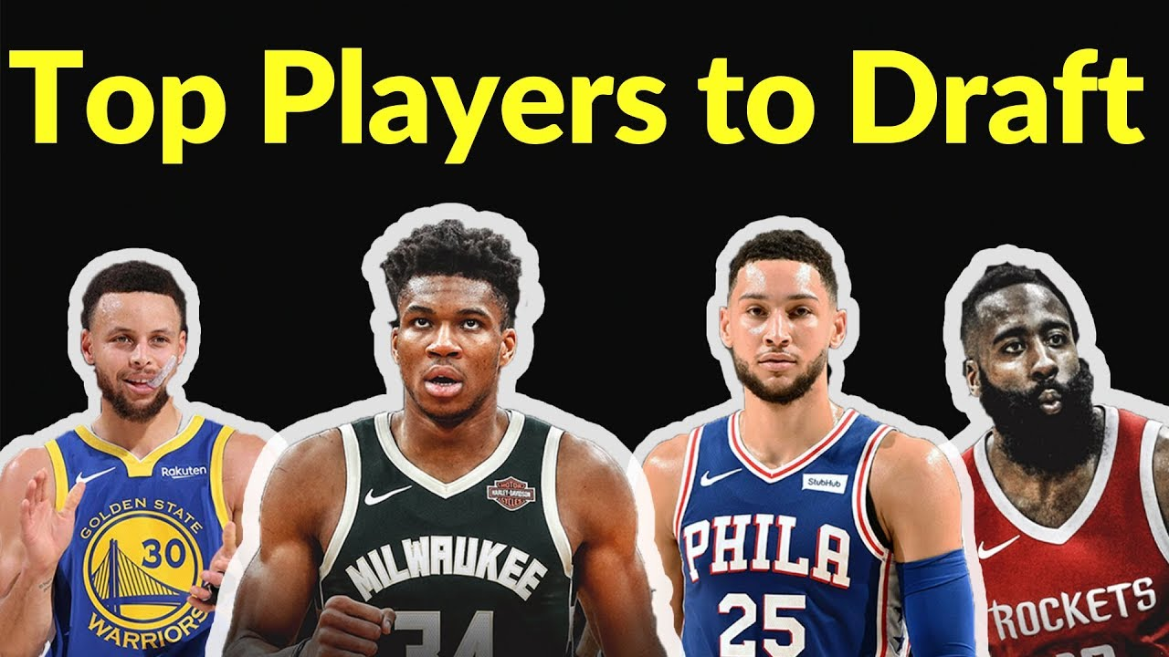 Nba Fantasy Basketball Top Players To Draft 2019 2020