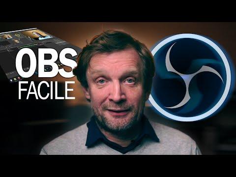 OBS Studio tuto débutant : prise en main et enregistrement #OBS