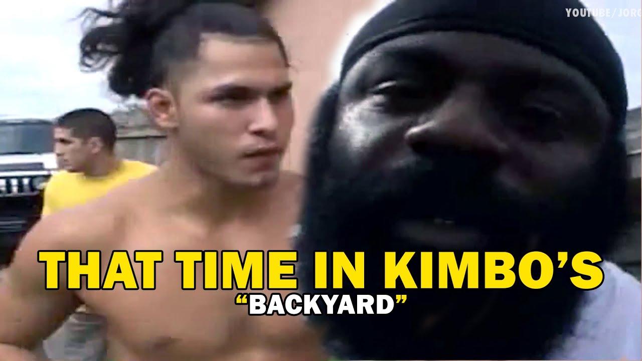 Download Kimbo Slice Backyard Fight Background - HomeLooker