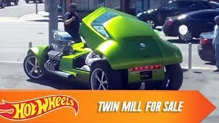 Twin Mill for Sale | Hot Wheels
