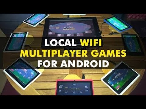 Top 10 Local Multiplayer Games For Android 2018 (LAN,Wifi,Bluetooth)