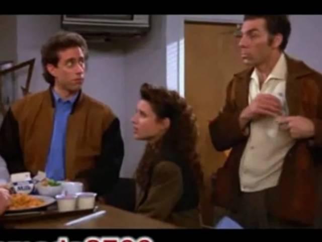 Seinfeld Jr. Mint Commercial