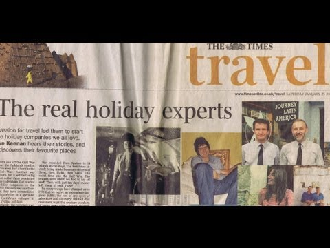 The Real Travel Experts   Hangout on Air   Independent Tour Operators