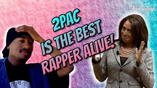 Kamala Harris Says 2Pac Is The Best Rapper Alive | 2020