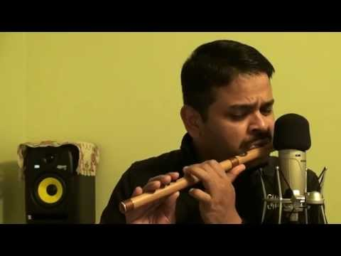 Aaj Madhosh Hua Jaaye Re (Sharmeelee) - Flute Instrumental