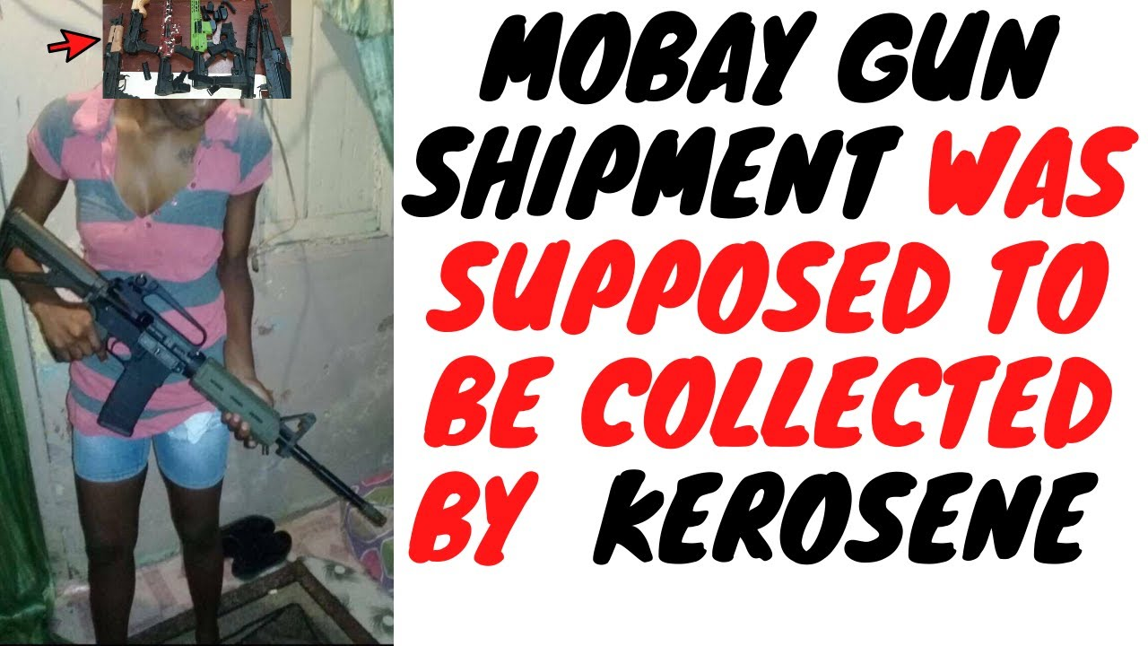 Trelawny Woman Was About To Pick Up Mobay Guns Before The Find Was Revealed