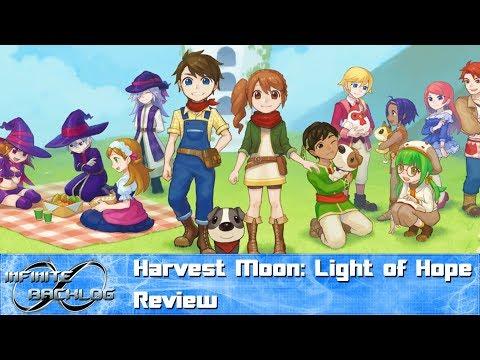 Harvest Moon: Light of Hope Review