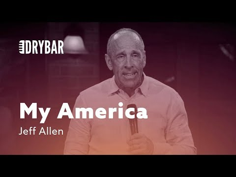The America I Grew Up In. Jeff Allen - YouTube