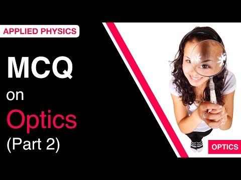 MCQ2 Optics  Applied Physics