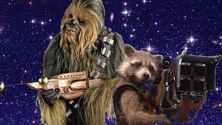 STAR WARS meets GUARDIANS OF THE GALAXY! | What's Trending Now