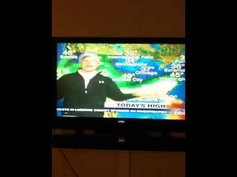 Joe Snedeker on Jimmy Kimmel