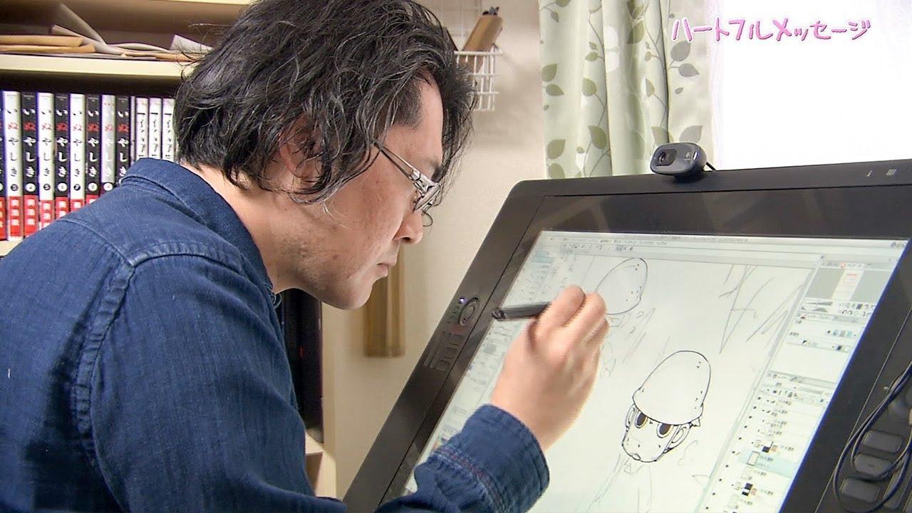 第79回 ハートフルメッセージ - 「さよならタマちゃん」漫画家 ...