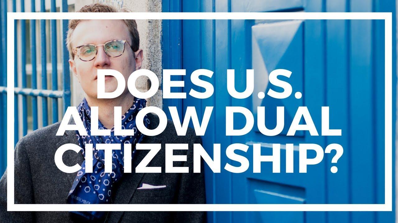 "How the US ""bans"" Dual Citizenship"