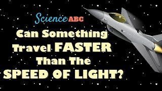 What Happens When Something Travels Faster Than The Speed of Light?