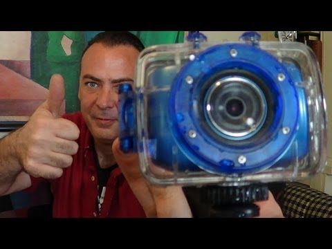 Vivitar Action Camcorder Review! Affordable Waterproof Camera - EpicReviewGuys