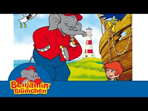 Benny The Elephant - The Lighthouse Keeper In اللغة العربية - Free Episode In Arabic