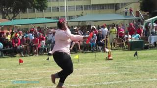 2015 Sports Day Parents' Bean Bag Relay