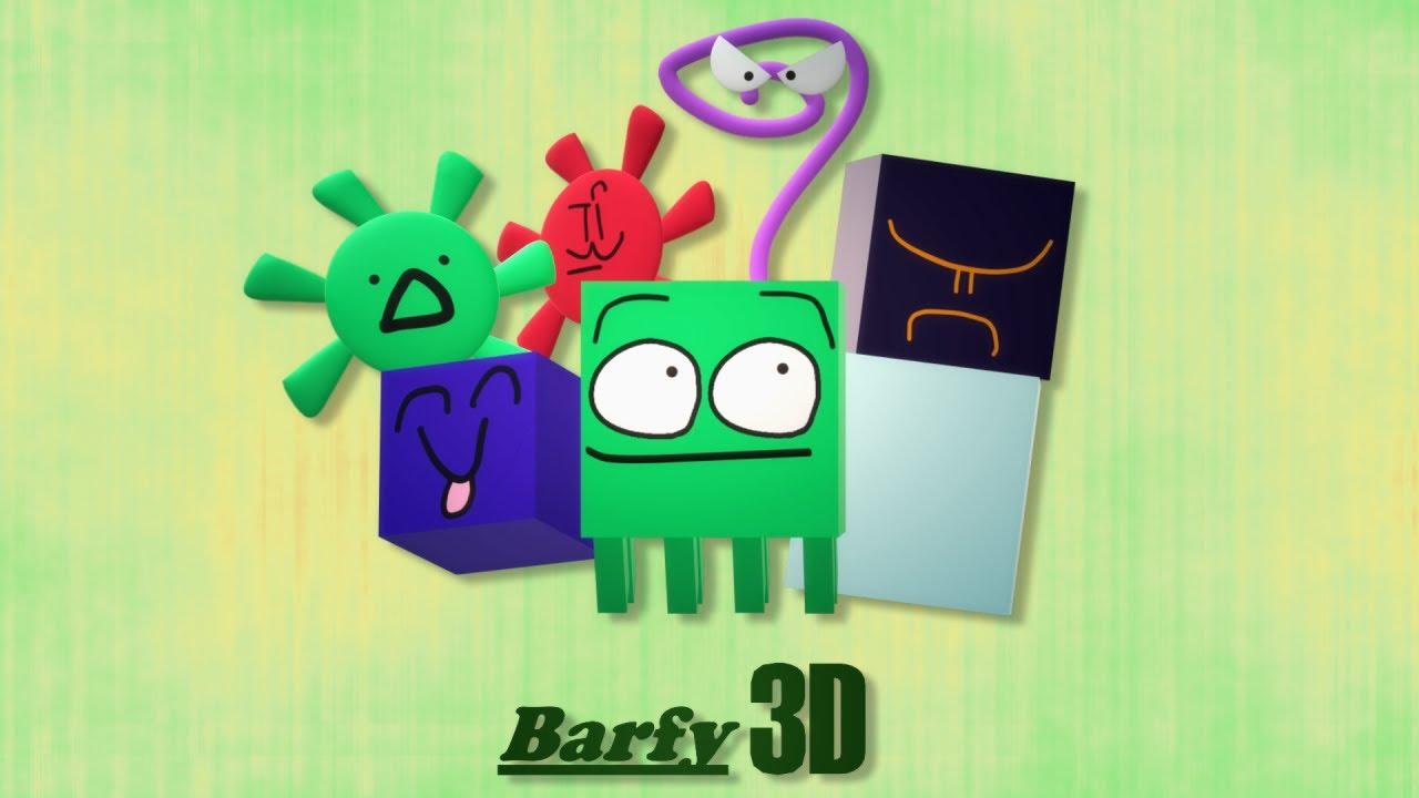 Barfy 3D Season 1 All Episodes