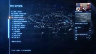 Ace Combat 7 Blind Livestream (Part 3)