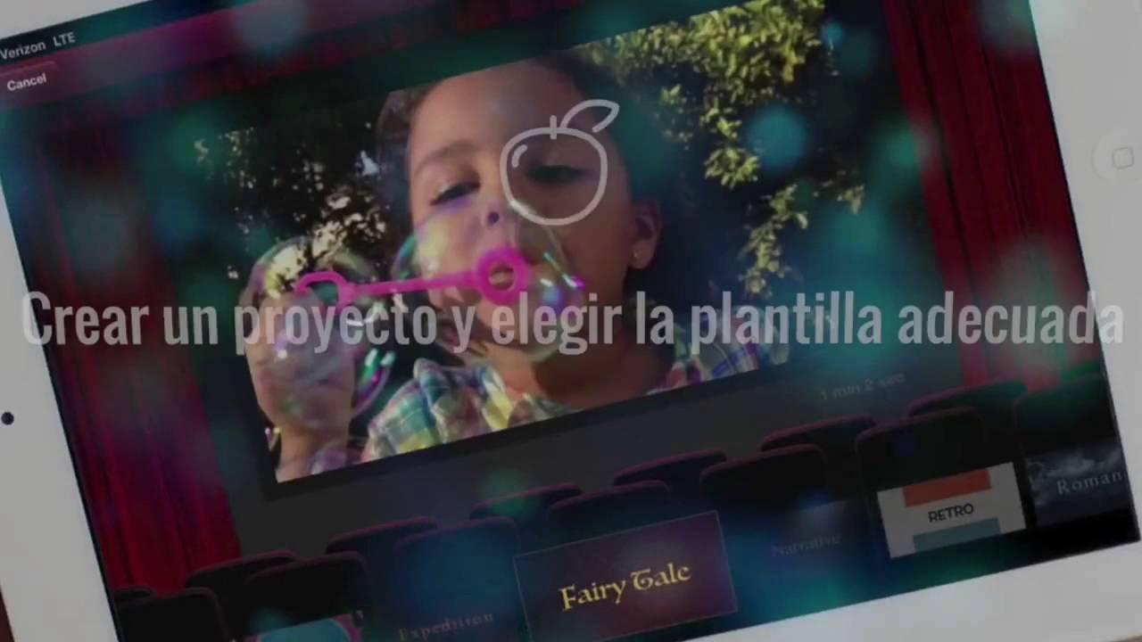 Tutorial iMovie - Ipad/Iphone - YouTube