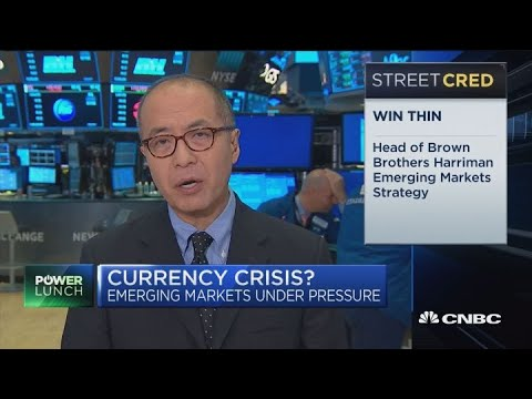 Analyst downplays contagion of currency issues within emerging markets