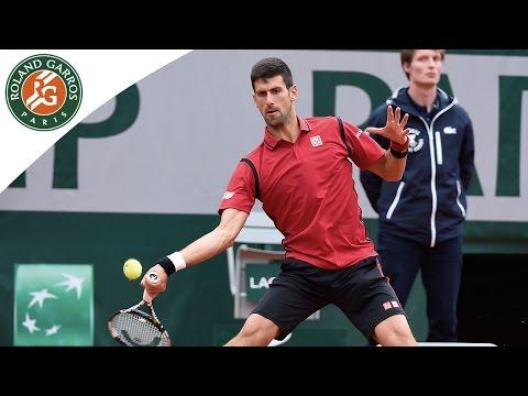 Novak Djokovic v Yen-hsun Lu Highlights - Men's Round 1 2016 - Roland Garros