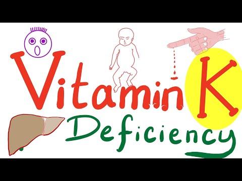 Vitamin K Deficiency | Hemorrhagic Disease of the Newborn
