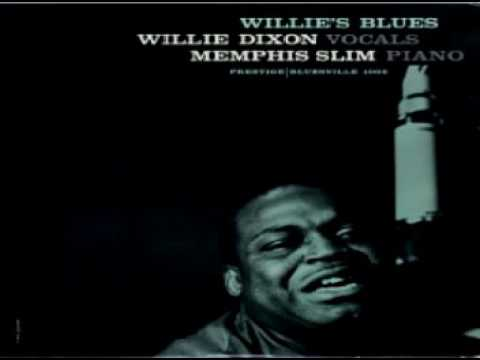 Willie Dixon (with Memphis Slim) - Sittin' And Cryin' The Blues