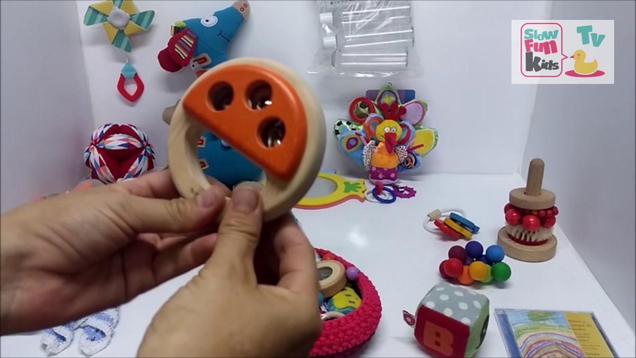 Juegos Y Juguetes Para Bebes De 0 6 Meses Youtube