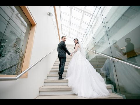 Helen + Kevin's Wedding at Toronto Botanical Gardens