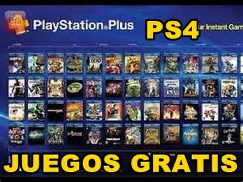 Como Encontrar Juegos Gratis Ps4 Youtube