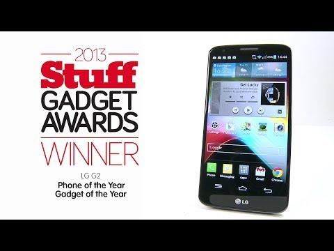LG G2 Best Smartphone Stuff Award Winner 2013 - YouTube