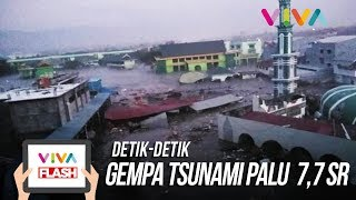 Download Video Detik-detik Gempa Tsunami Palu 7,7 SR MP3 3GP MP4