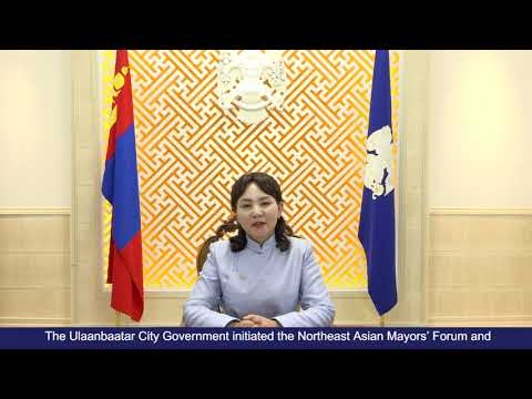 Ulaanbaatar, Mongolia Clean Air Day message