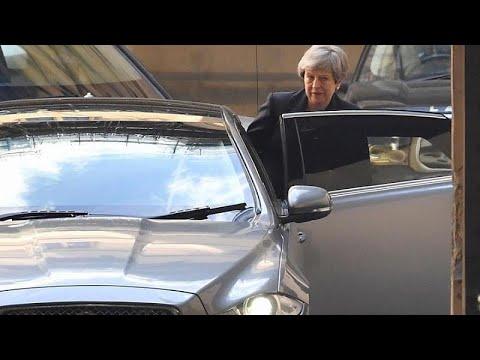 VIDEO: Theresa May, la primera ministra alzada y derrocada por el Brexit