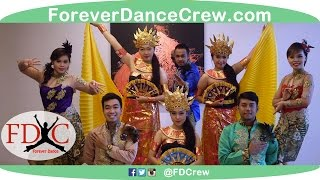 BUMN Marketing Day - Traditional Modern Dance Indonesia - Forever Dance Crew