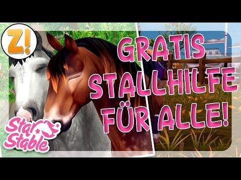 GRATIS Stallhilfe für ALLE! | StarStable