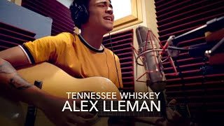 Tennessee Whiskey - Alex Lleman (cover video)