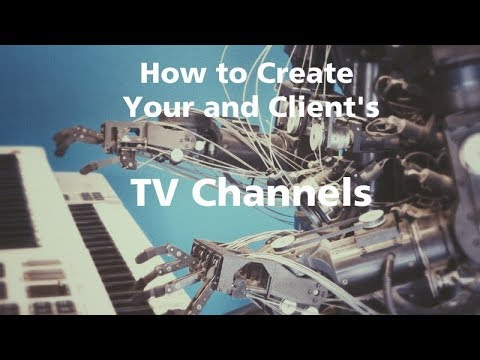 Your Online Business: Apple TV, Roku and Fire TV Channel Automation