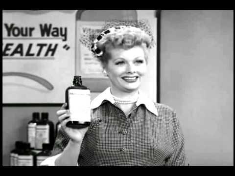 I Love Lucy Vitameatavegamin Clip
