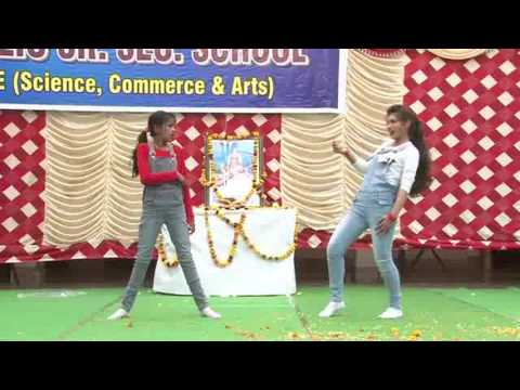 Main Nachu Bin Payal Annual Day Function Feb 2017 of Anupam School