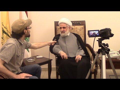 Hezbollah : entretien avec Naim Qassem (n°2 du Hezbollah)