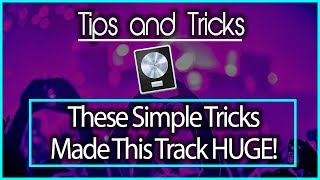 Simple Tricks to Make Your Tracks HUGE!!!!!