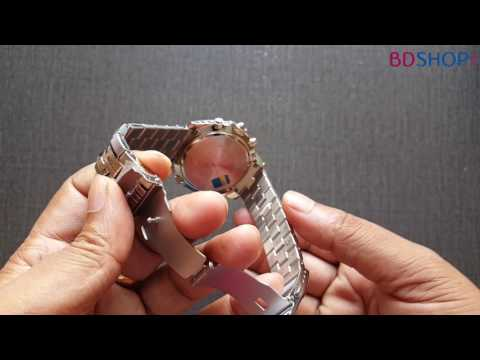 Original Casio Edifice EF-543D-1AV Unboxing & Price in Bangladesh