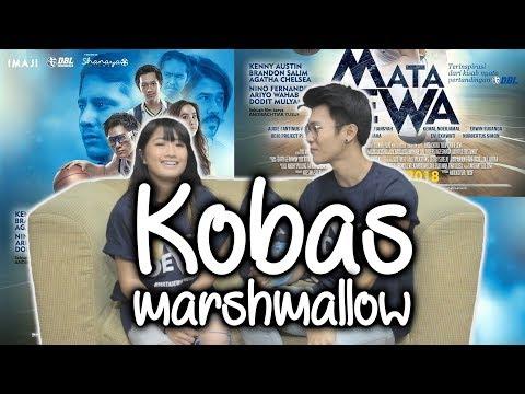 KOBAS MARSHMALLOW | REVIEW FILM MATA DEWA