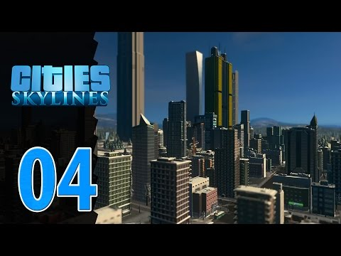 Cities: Skylines S3[Af04] - ''Manhattan''!