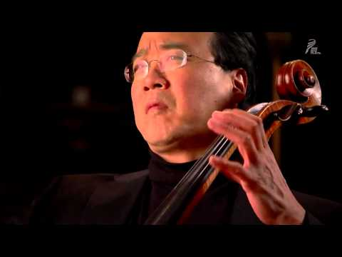 Yo-Yo Ma - Bach Cello Suite N°.1  - Prelude (HD)