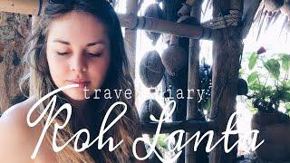 VLOG #2: Thailand ⎪ Koh Lanta - Roller fahren, schöne Strände & gutes Essen