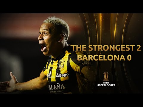 The Strongest Barcelona SC Goals And Highlights