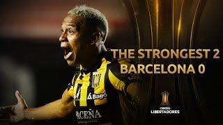 The Strongest vs. Barcelona SC [2-0]   RESUMEN   Fecha 4   CONMEBOL Libertadores 2021